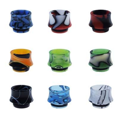 Still Chuck SmokStak Tip For TFV8 / Goon / Kennedy - Assorted Colors - Pack of 5