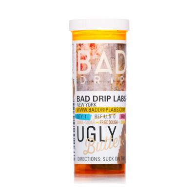 Bad Drip E-Liquids Ugly Butter 60ml