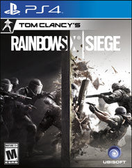 Brand new Tom Clancys rainbow six seige ps4