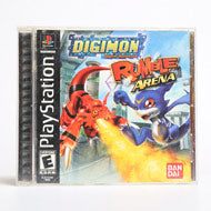Digimon Rumble Arena Playstation - One World Anime