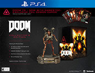 Doom collectors special edition PS4 - One World Anime