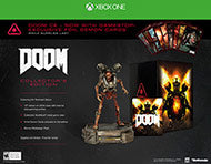 Brand New Doom collectors special edition Xbox one - One World Anime