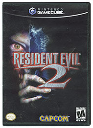 Resident Evil 2 GameCube Pre-owned - One World Anime