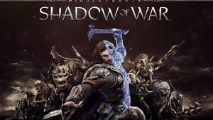 🔥🔥Feature game of the month Middle Earth Shadow of War🔥🔥