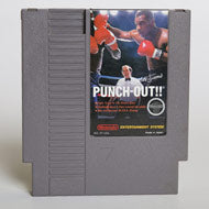 Classic Mike Tyson Punch Out Nintendo