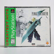 Pre-owned Final fantasy Vll PlayStation