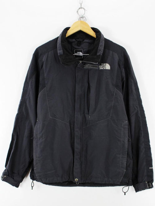 The North Face Mens Jacket, Size M, Black, HYVENT, Outdoor, TOP Quality