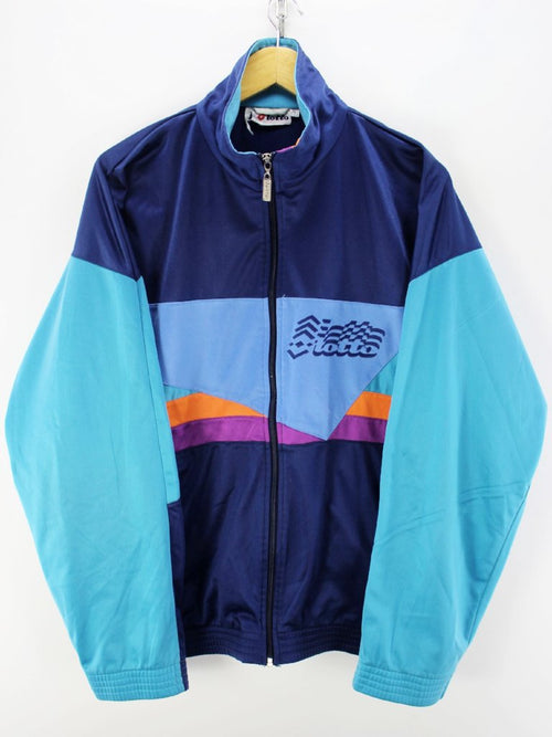 Vintage Lotto Track Jacket Size XL