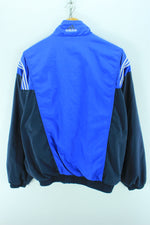 Vintage Adidas Men's Tracksuit Jacket, Size XL Blue Shell Tracktop, Tracksuit, Adidas, - Top-Garms