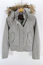 Authentic Women's WOOLRICH Outdoor jacket Size S Insulated arctic coat - Top-Garms