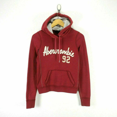 Abercrombie & Fitch Women's Hoodie Size S