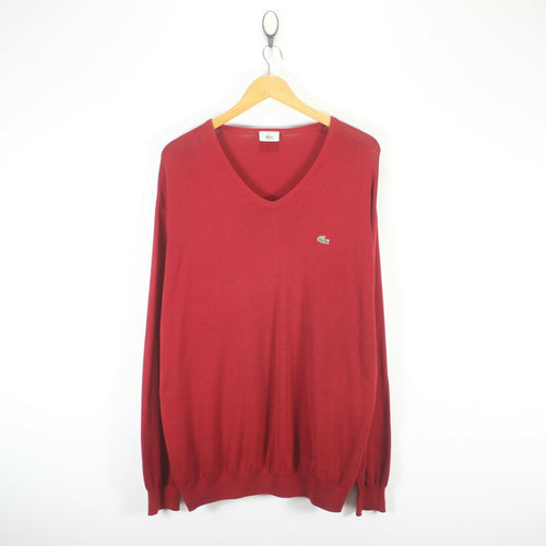 Lacoste Men's Jumper Size XL 5