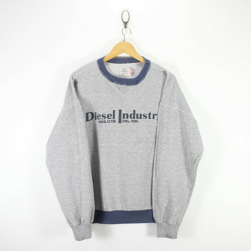*Vintage Diesel Men's Sweater Size L