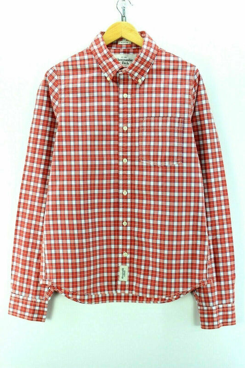 Abercrombie & Fitch Men's Shirt Size L