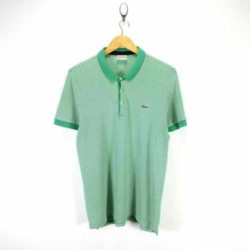 Lacoste Men's Polo Shirt Size 5 L