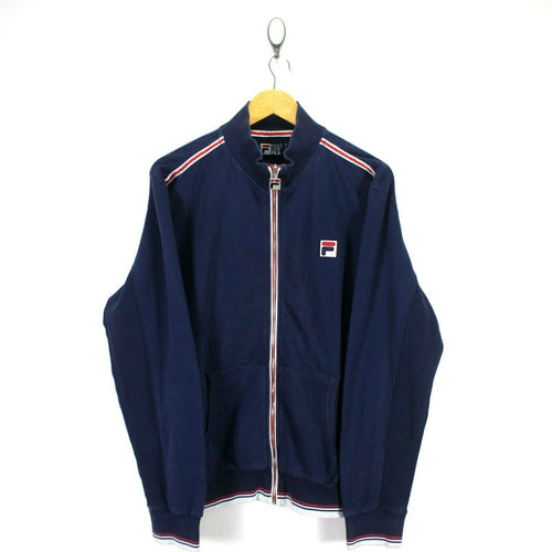 FILA Men's Track Jacket Size L