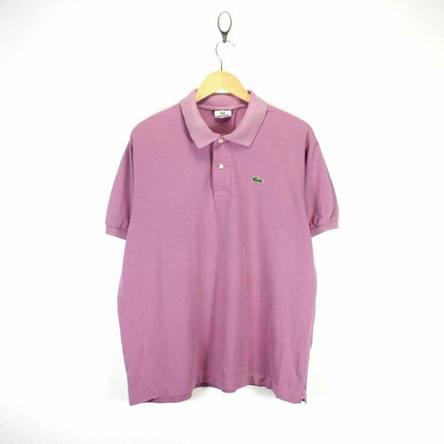 Lacoste Men's Polo Shirt Size 6 / L