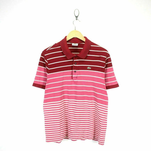Lacoste Men's Polo Shirt Size 7 L