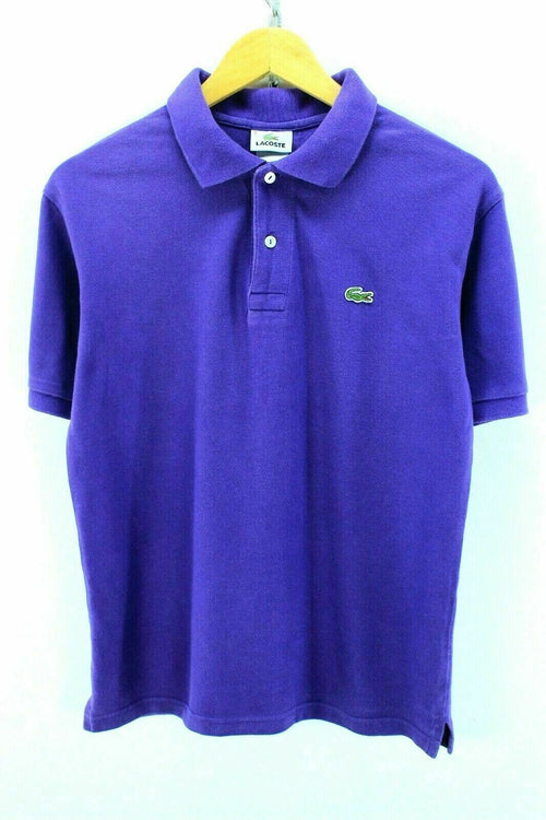 Lacoste Men's Polo Shirt Size 3 / S