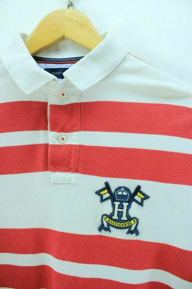 *Tommy Hilfiger Men's Polo Shirt Size M