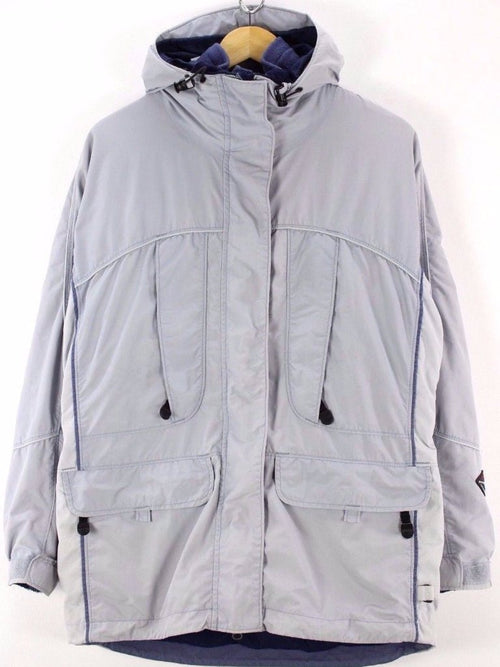 Columbia Womens OMNI-TECH Jacket, Size M, Waterproof Raincoat TOP QUALITY