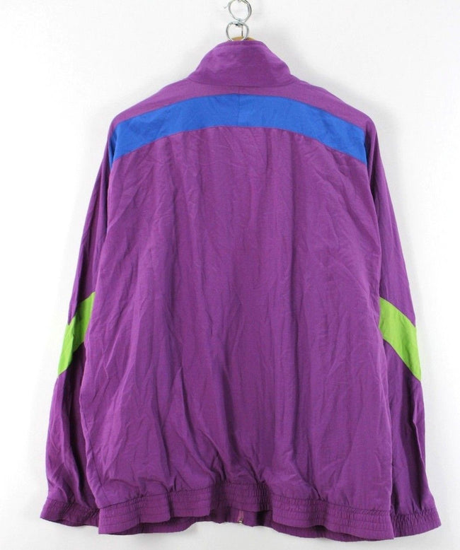 adidas Mens Retro Tracksuit TOP Size D7, L, Full Zip Running, Tracksuit, adidas, - Top-Garms
