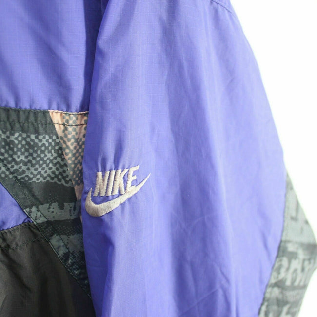 Vintage 90's Nike Men's Windbreaker Size M
