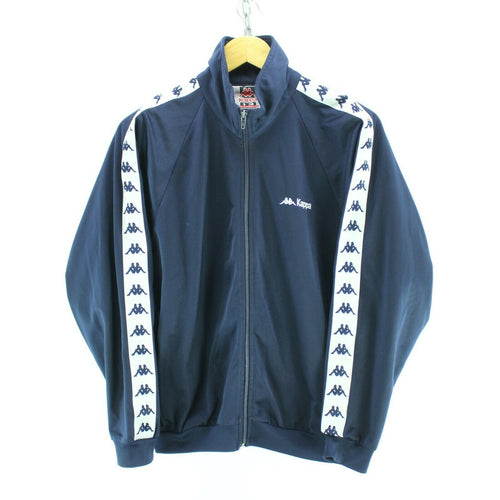 Kappa Men's Full Zip Track Jacket Size 12