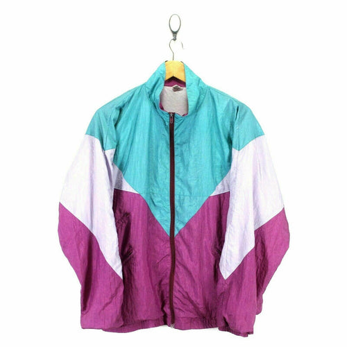 80's Sporting Men's Track Jacket Size M