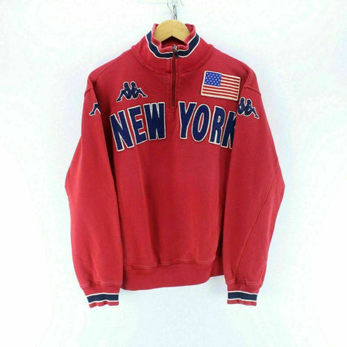 Kappa New York Sweater Size S