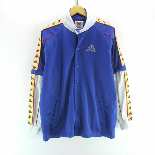 Kappa Men's Track Jacket Size M