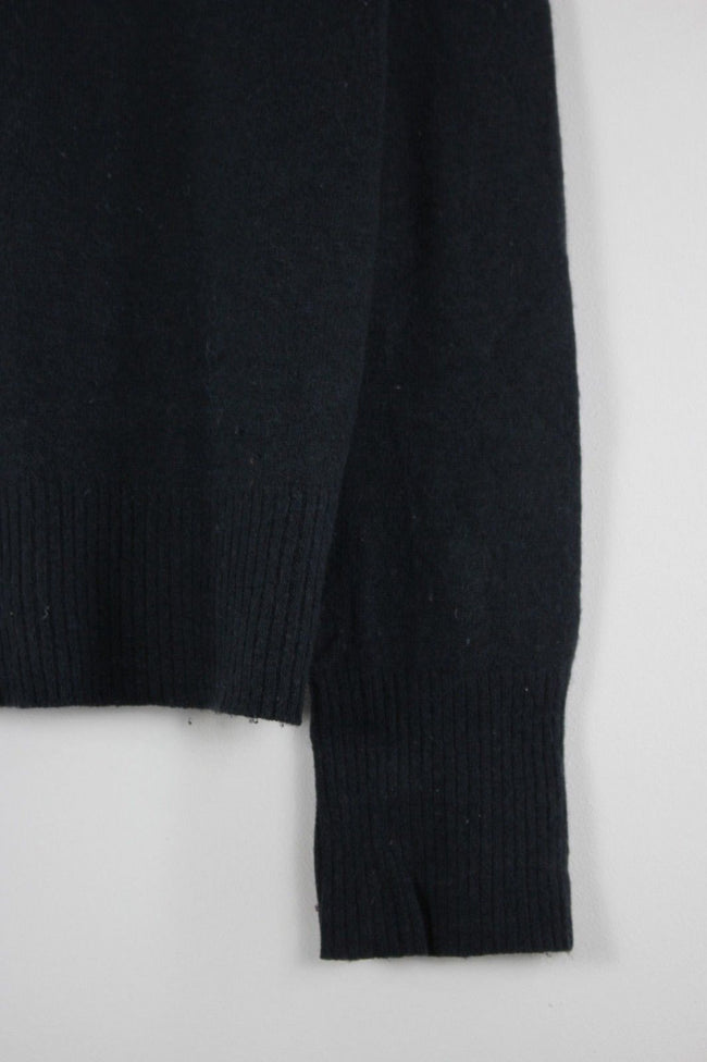 LIU JO womens cardigan, Italian designer black jumper Size XL soft wool, Jumper Sweater, LIU JO, - Top-Garms