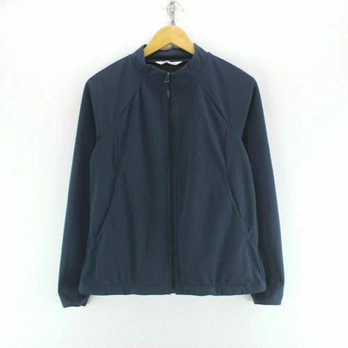 The North Face Womens Track Jacket Blue Size M