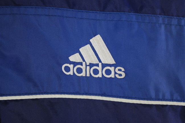 Adidas mens coat, size UK 44 46 XL, Blue, quilted interior, sport jacket, Coat's & Jacket's, Adidas, - Top-Garms