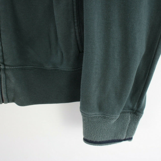 Vintage Champion Men's Track Jacket in Green Size L Long Sleeve Full Zip, Tracksuit, Champion, - Top-Garms