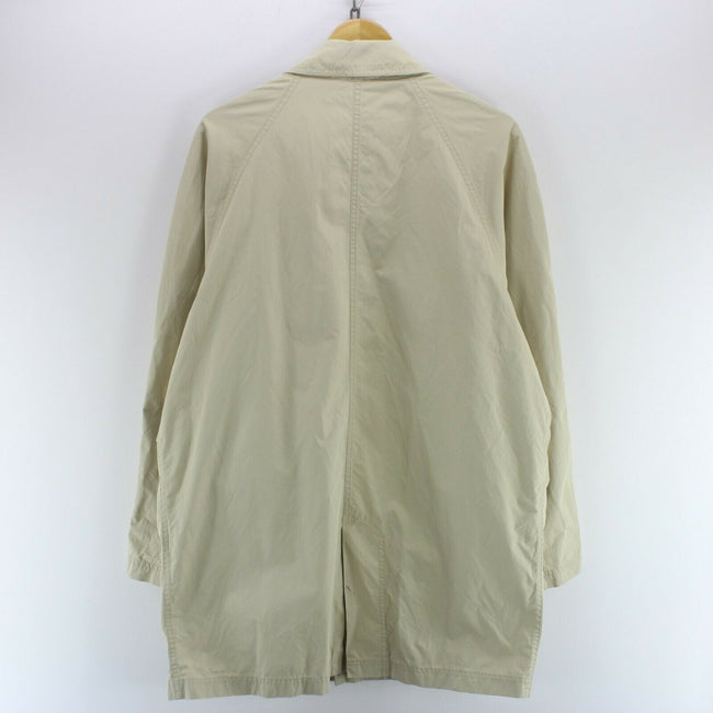 Vintage Paul & Shark Trench Coat in Beige Size L Wind Breaker Jacket, Coat's & Jacket's, Paul & Shark, - Top-Garms