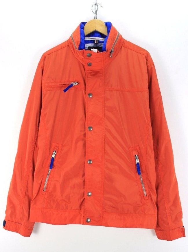 Tommy Hilfiger Jacket for men Size XL, Orange Sailing jacket, outdoor, Coat's & Jacket's, Tommy Hilfiger, - Top-Garms