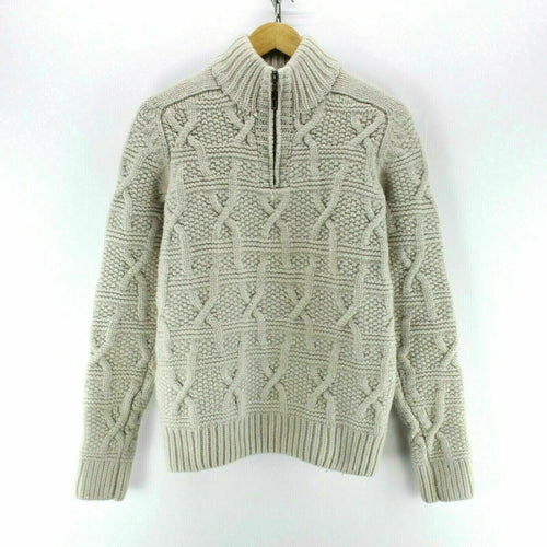 Timberland Jumper Ivory Size S