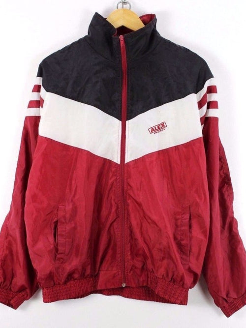 Vintage 90's Men's Retro Track Jacket Size L