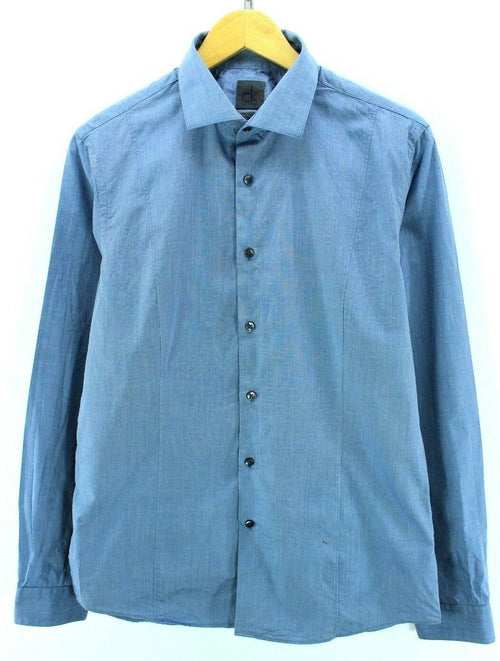 *Calvin Klein Men's Dress Shirt Size 41 16