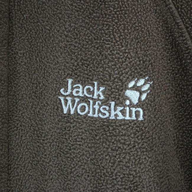 Jack Wolfskin Fleece Sweatshirt Size XL