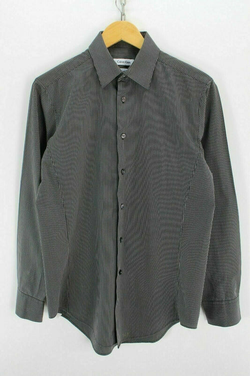 Calvin Klein Men's Slim Fit Shirt Size M