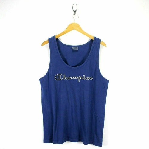 Champion Men's Sleeveless T-Shirt Size XL