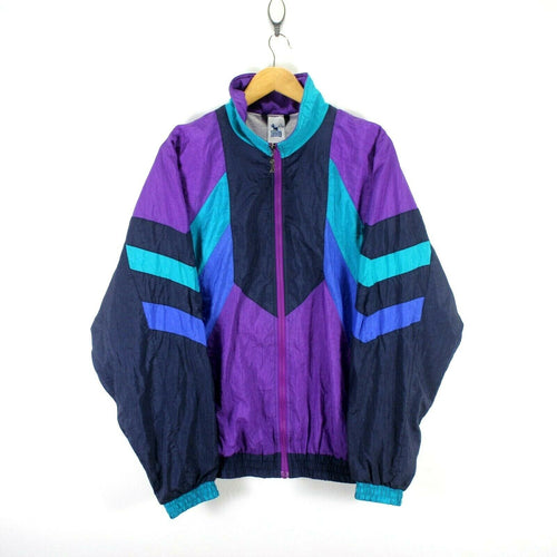 Vintage 80s RODEO Men's Track Jacket Size L