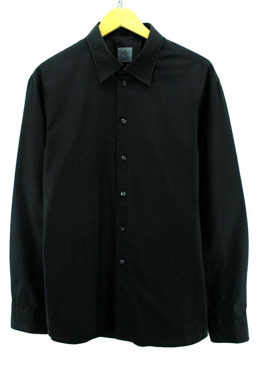 *Calvin Klein Men's Dress Shirt Size 45 18