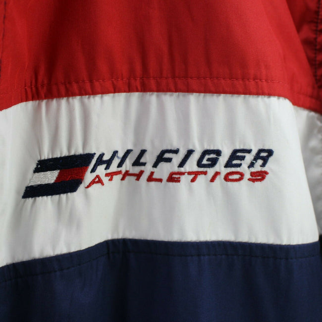 Tommy Hilfiger Mens Jacket in Navy Blue Size M Full Zip Big Logo, Coat's & Jacket's, Tommy Hilfiger, - Top-Garms