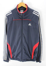 Adidas Men's Track jacket, Size L, Gray tracksuit top, Tracksuit, adidas, - Top-Garms