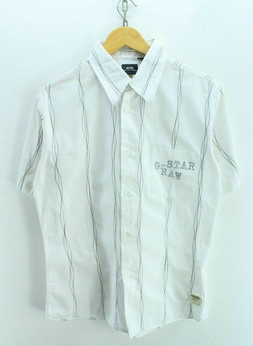 G-Star Men's Shirt Size L