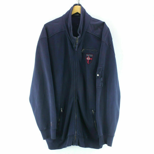 Nautica Men's Jacket in Navy Blue Size 2XL