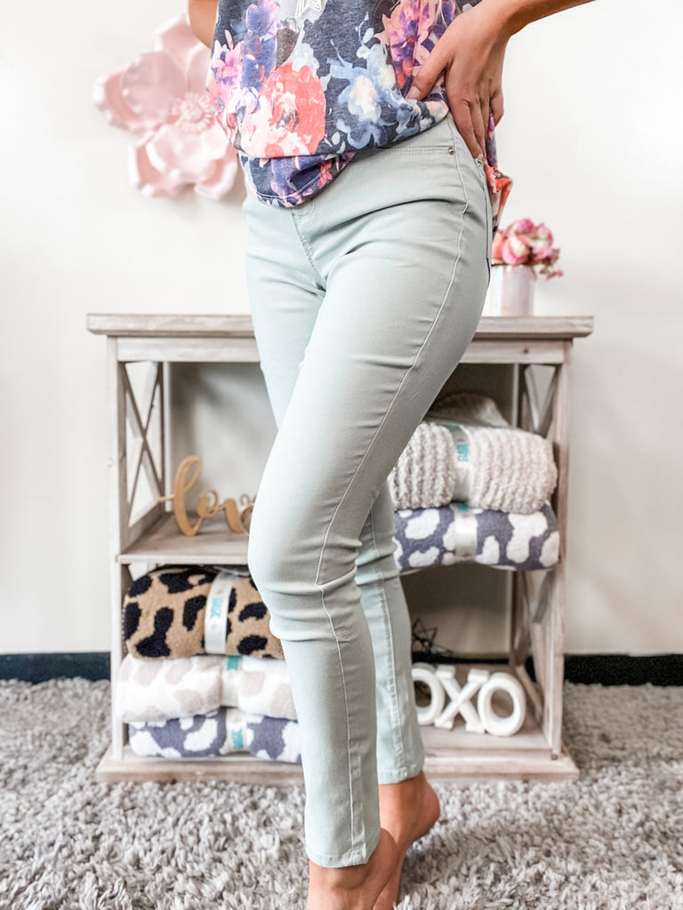 Forever Jeggings (4 Colors)